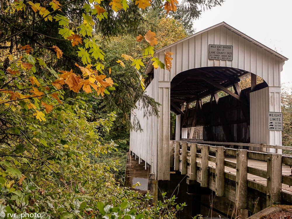 Wildcat Creek Covered Bridge