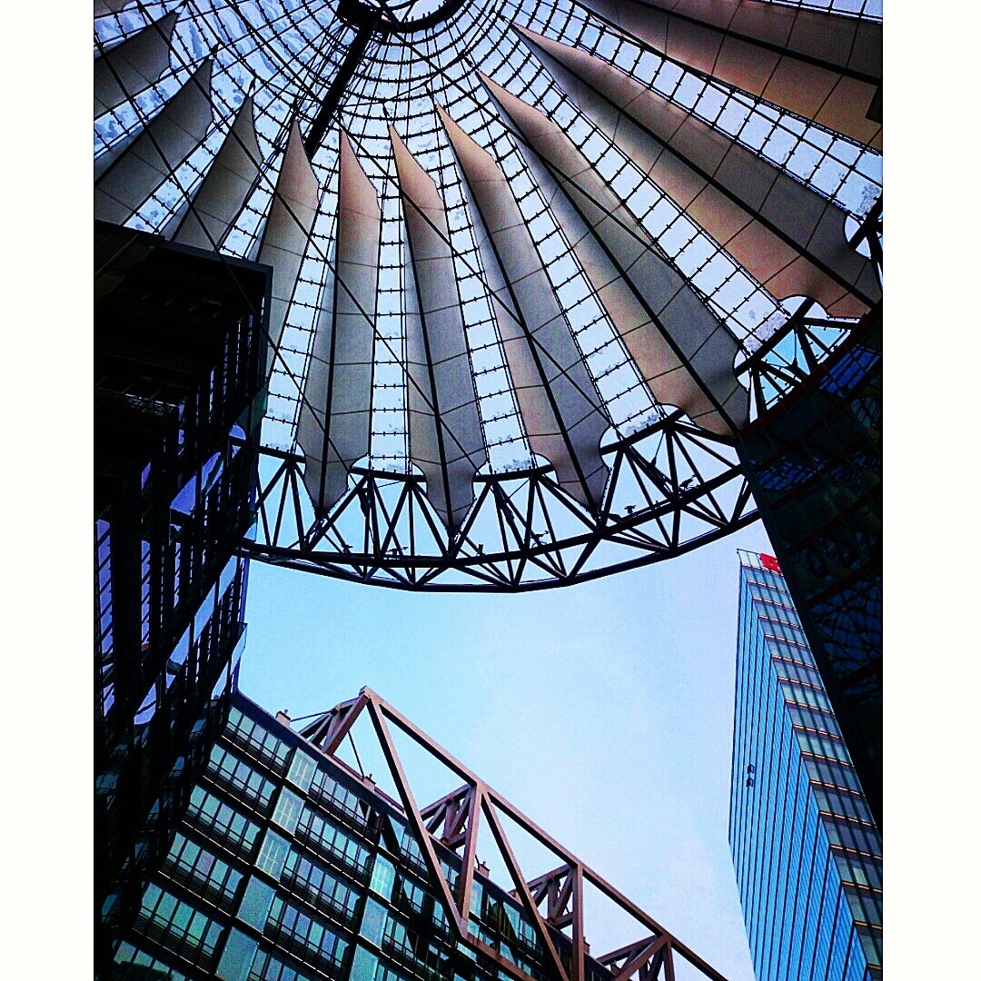 Fachada en Sony Center