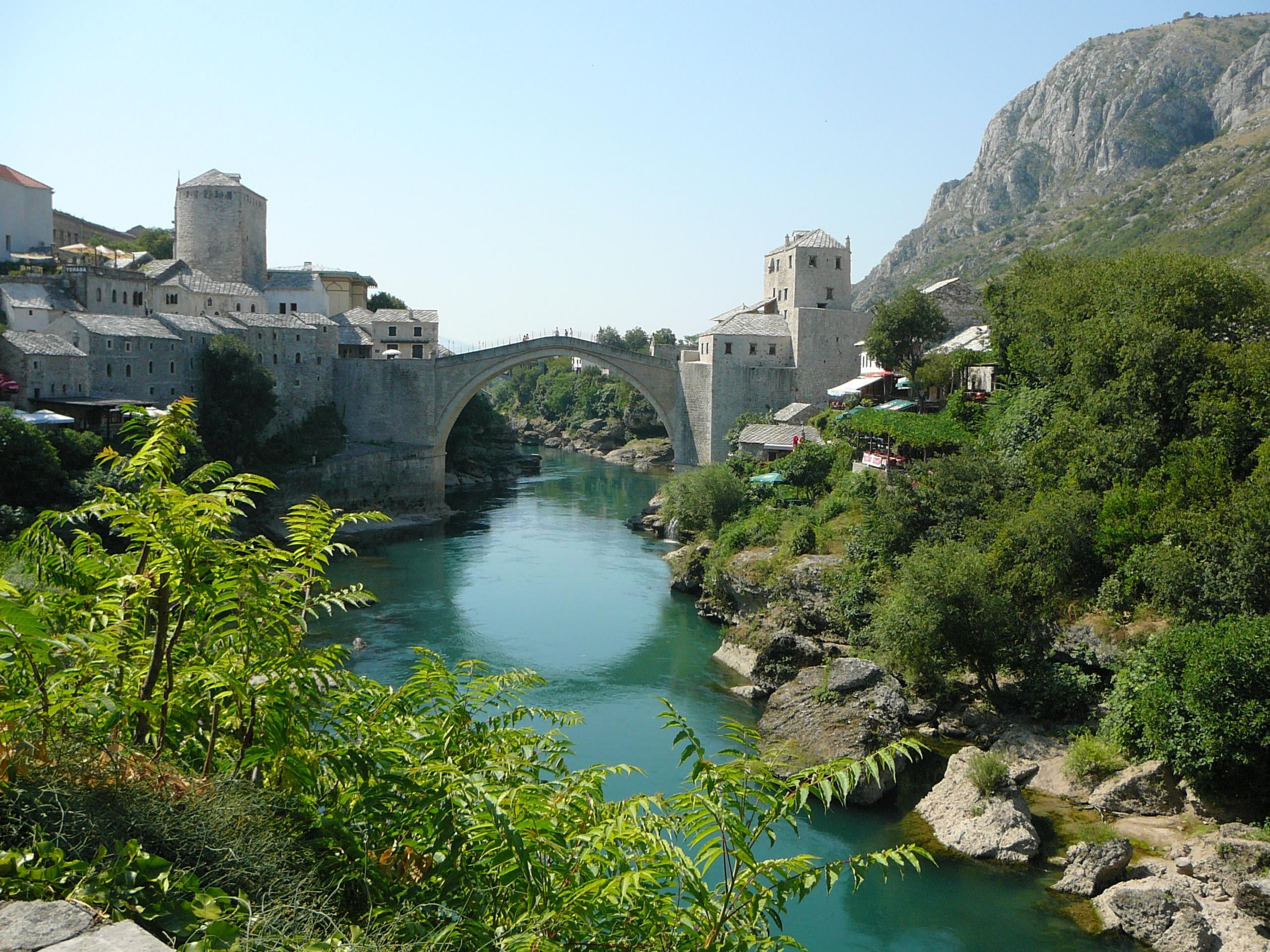 Historic Centre of Mostar
