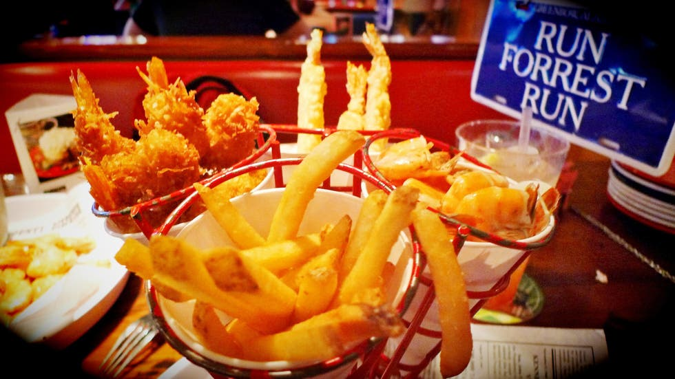 Ristorante bubba gump a new york 18 opinioni e 14 foto for 1501 broadway 12th floor new york ny 10036