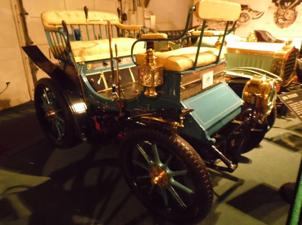 The car and carriage caravan museum en luray 1 opiniones for Car carriage