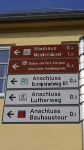 Bauhaus and its Sites in Weimar and Dessau