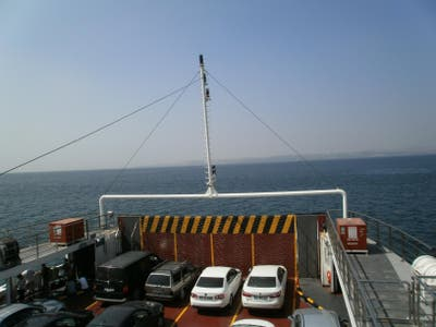 Ferry de Bursa-Estambul