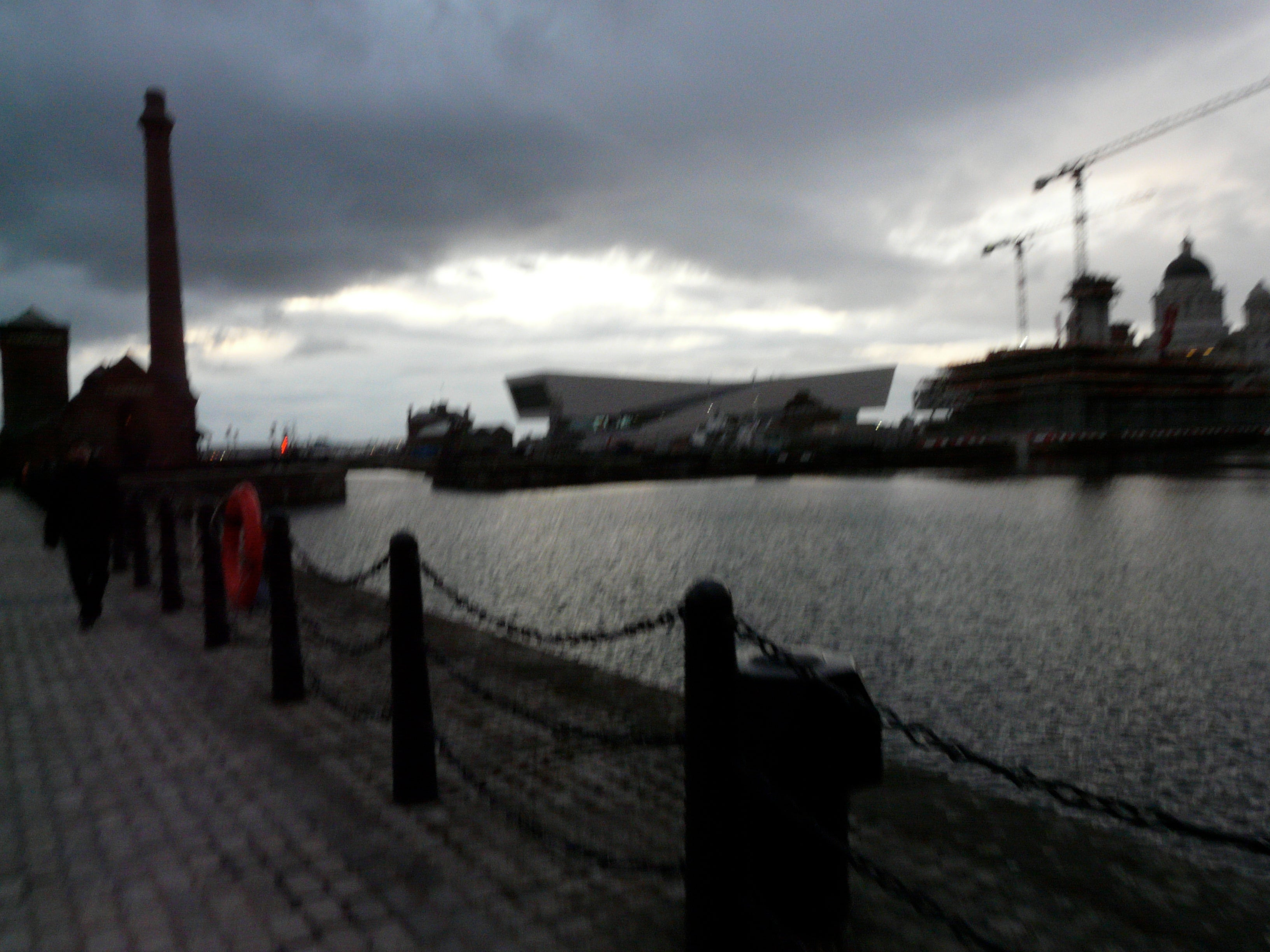Mar en Royal Albert Dock