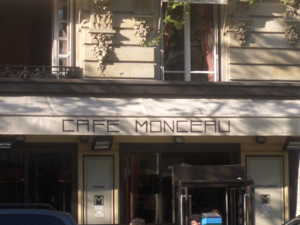 cafe monceau paris 1 exp riences et 2 photos. Black Bedroom Furniture Sets. Home Design Ideas
