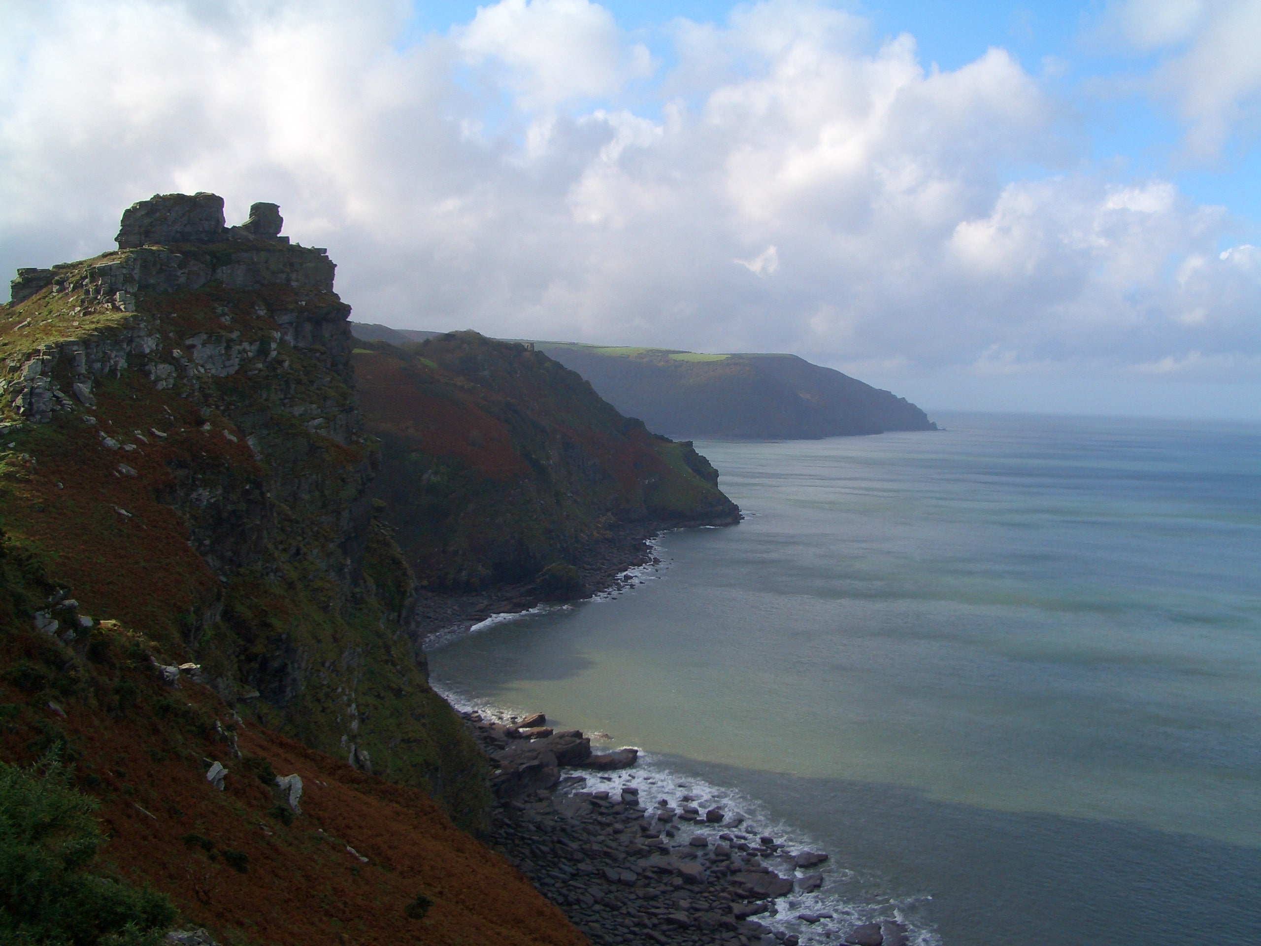 Lynmouth & The Valley of Rocks