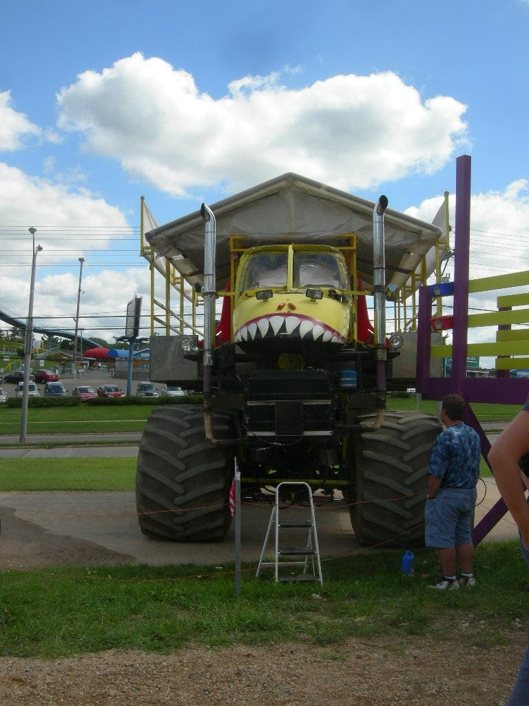 Monster Truck World