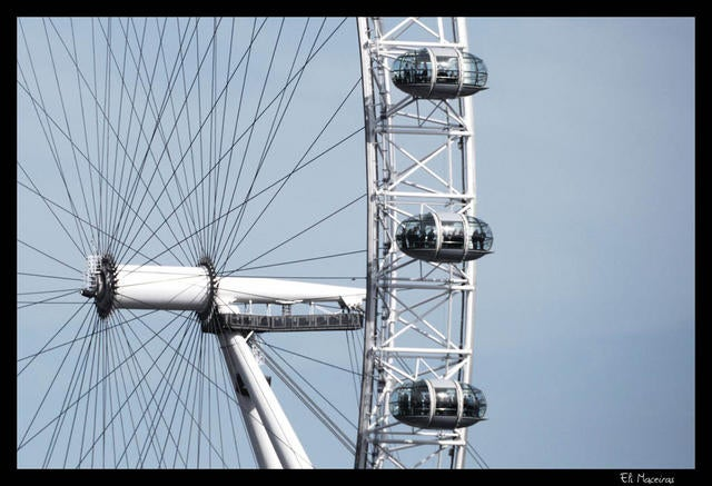Farola en London Eye
