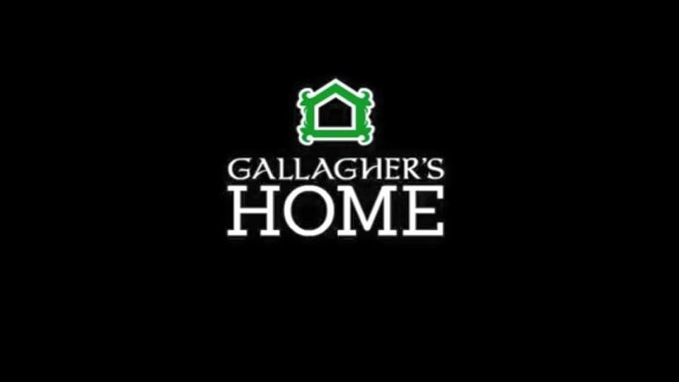 Gallagher's home