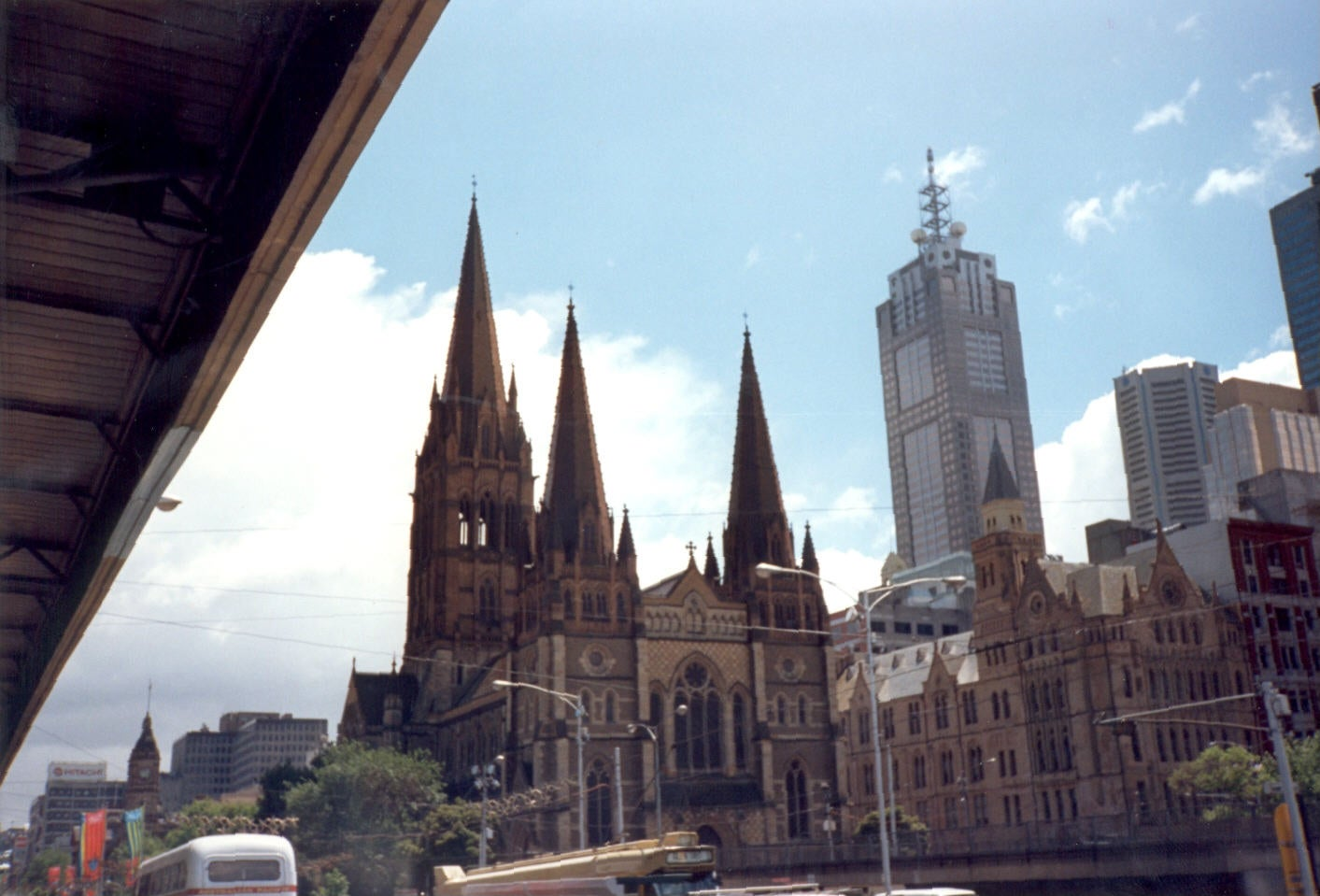 Cathédrale Saint-Paul de Melbourne