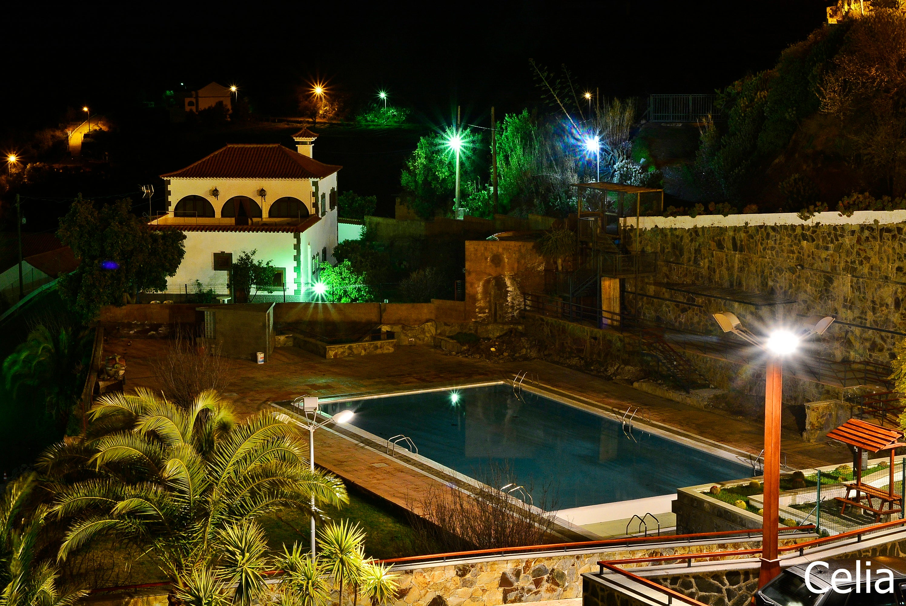 Resort Tejeda