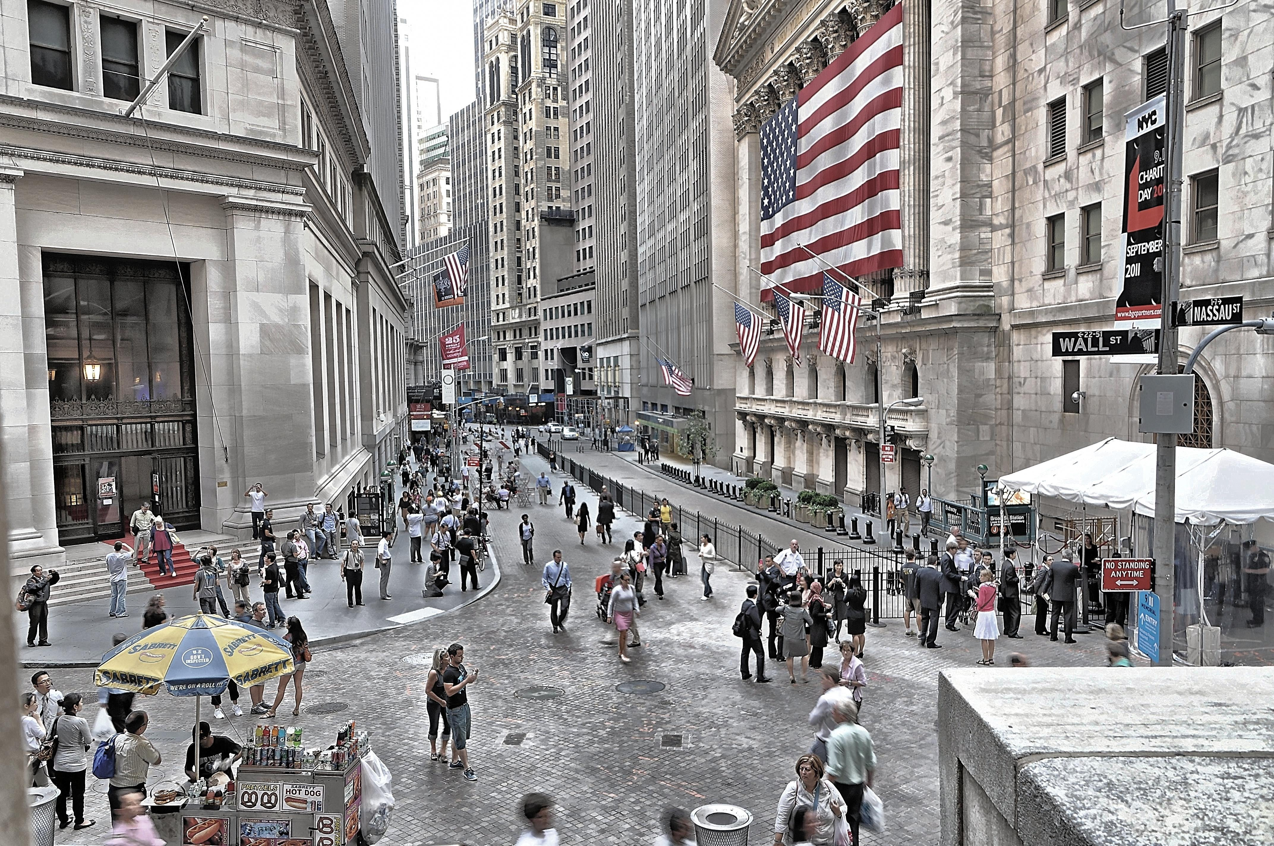 New York Stock Exchange : Distrito Financiero