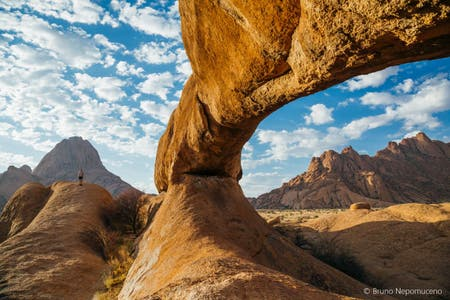 Spitzkoppe Natural Arch