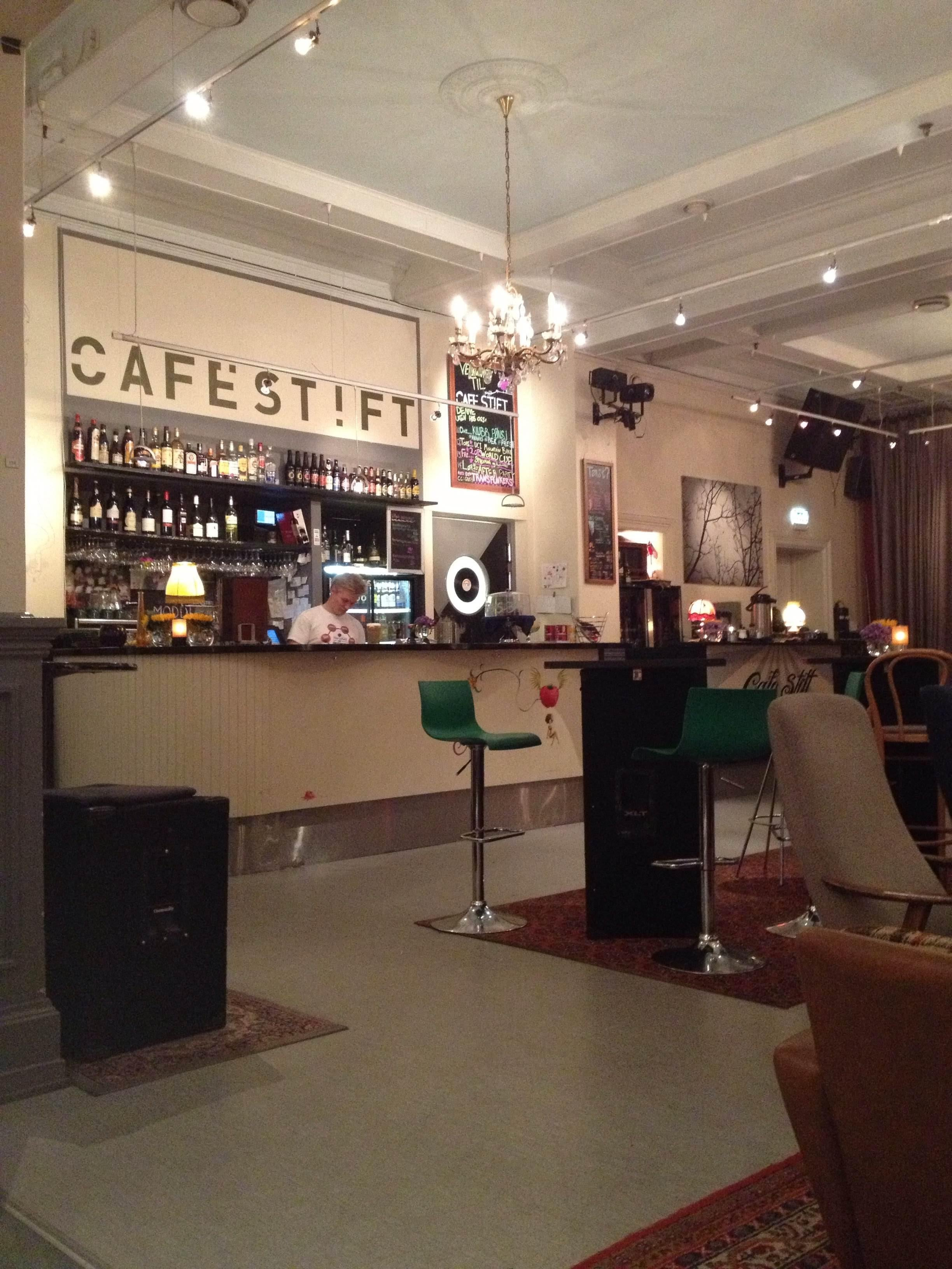 Restaurante en Cafe Stift