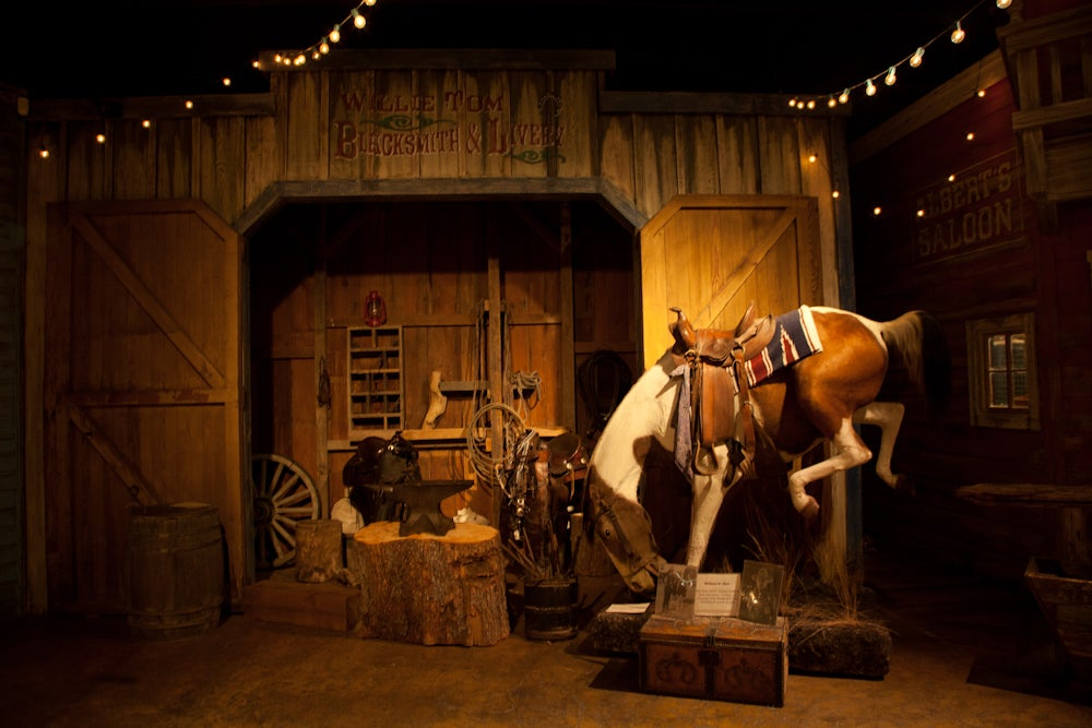 The Buckhorn Saloon and Texas Ranger Museum