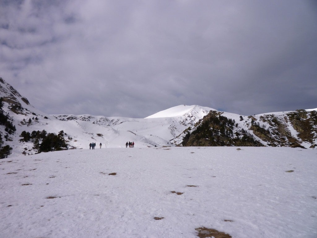 Ascenso fallido al Bastiments (2.883 m)