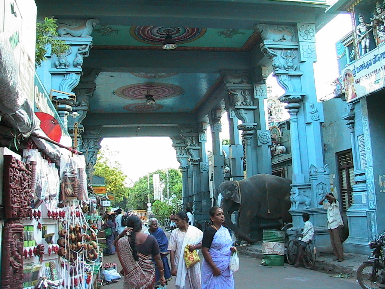 Ciudad en Pondicherry