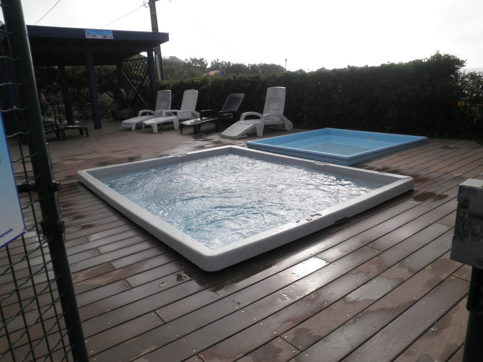 Photos De Piscine Camping Tamaris Plage Saint Jean