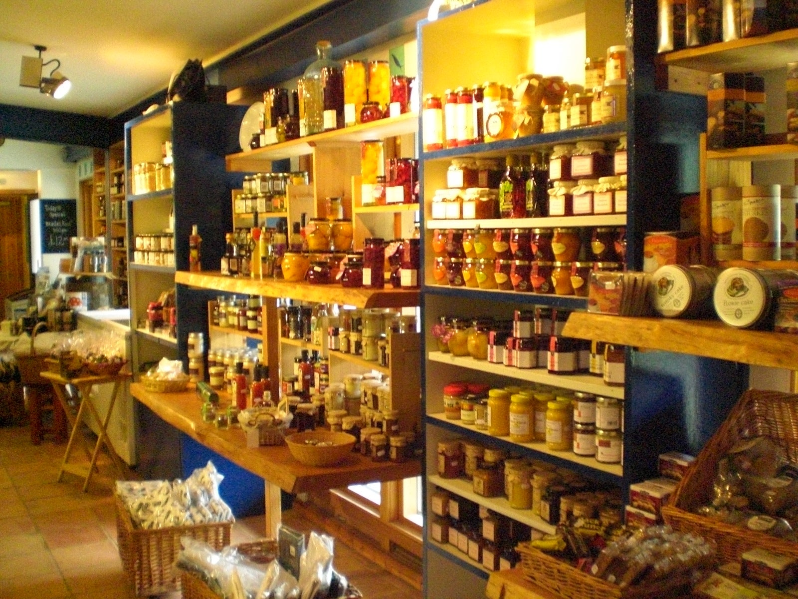 Loch Fyne Farm Shop
