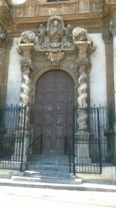 Iglesia de San Francesco Saverio