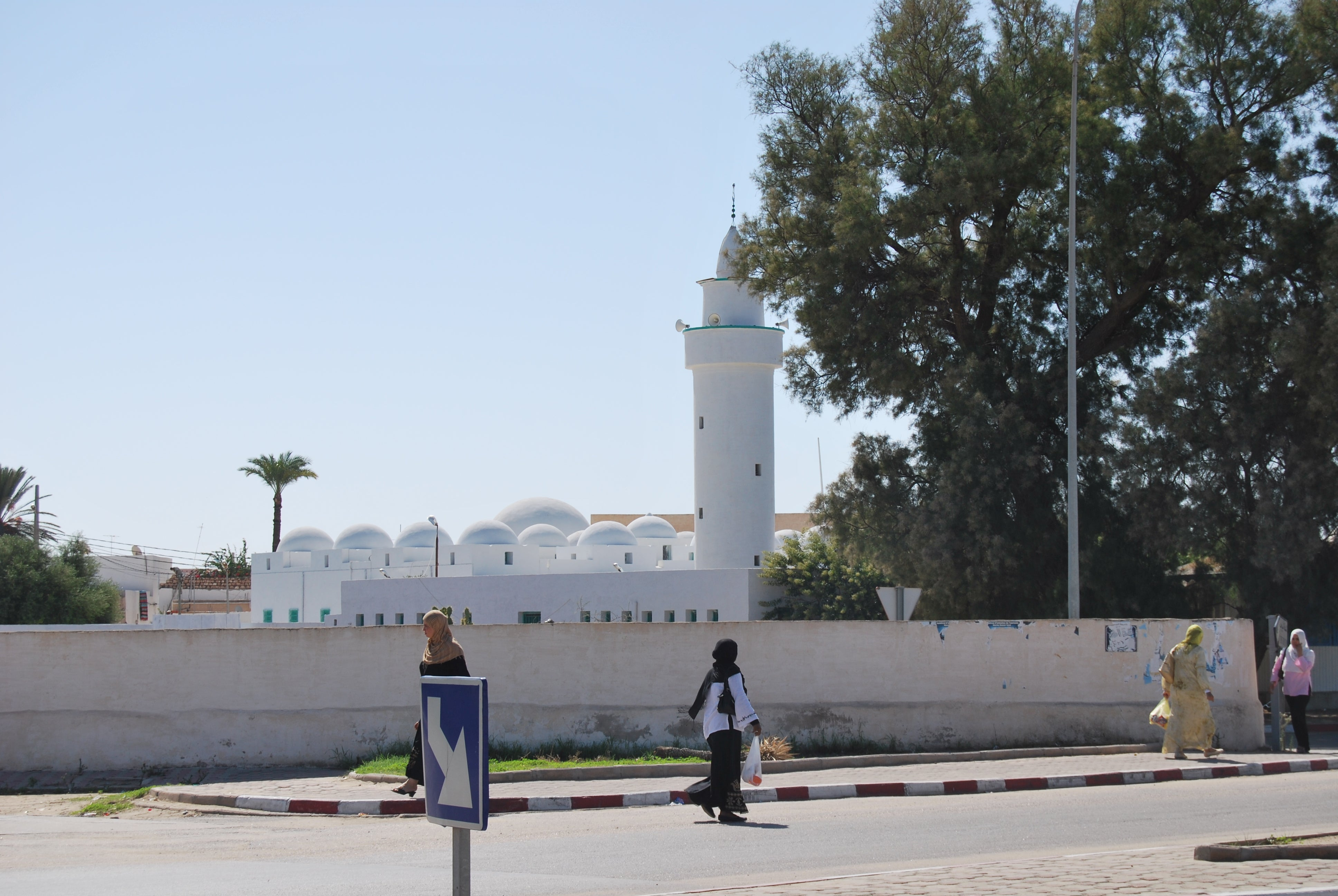 Tour of the Mosque