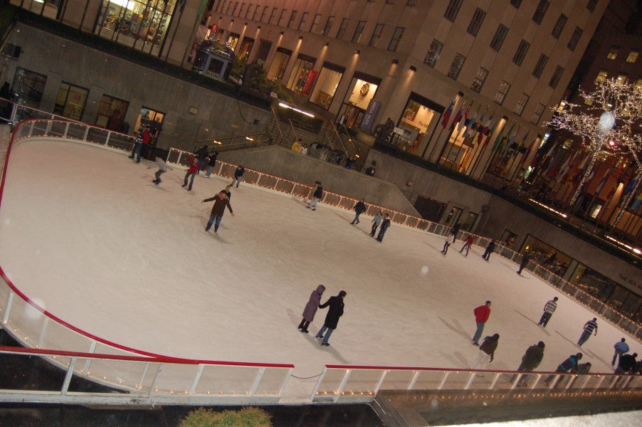 Estadio en Rockefeller Center