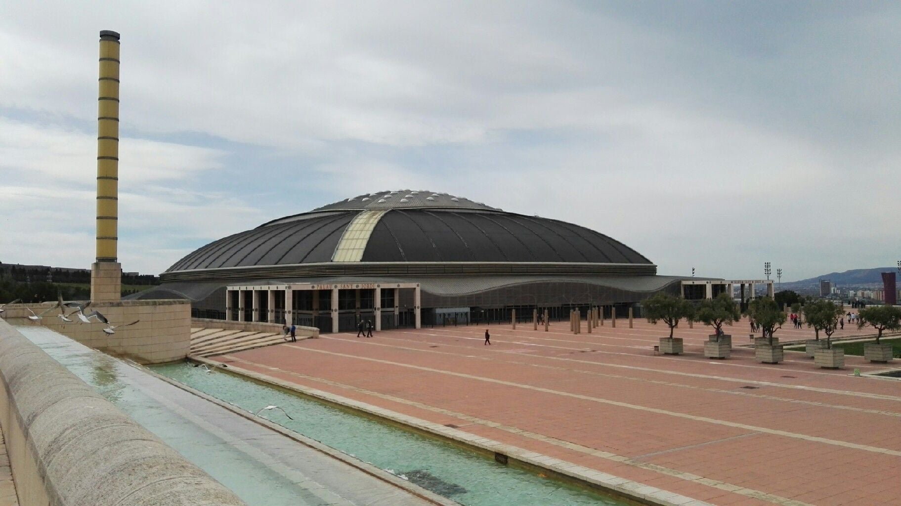 Edificio en Estadio Olímpico