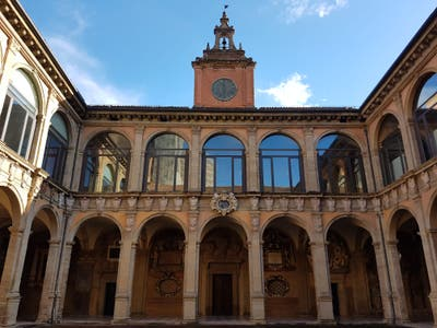 Palacio Archiginnasio