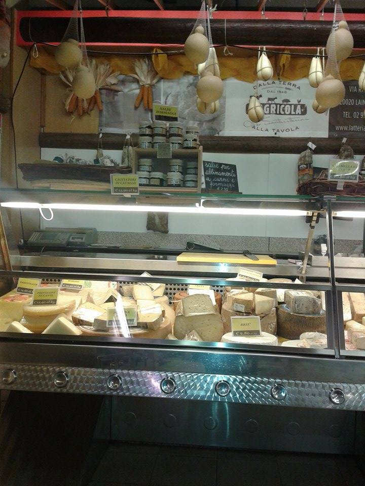 Food in L'Agricola