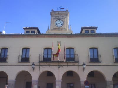 Plaza Mayor de Turégano