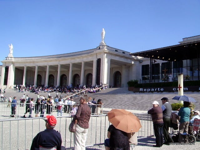 Basilica of Our Lady of the Rosary of Fatima