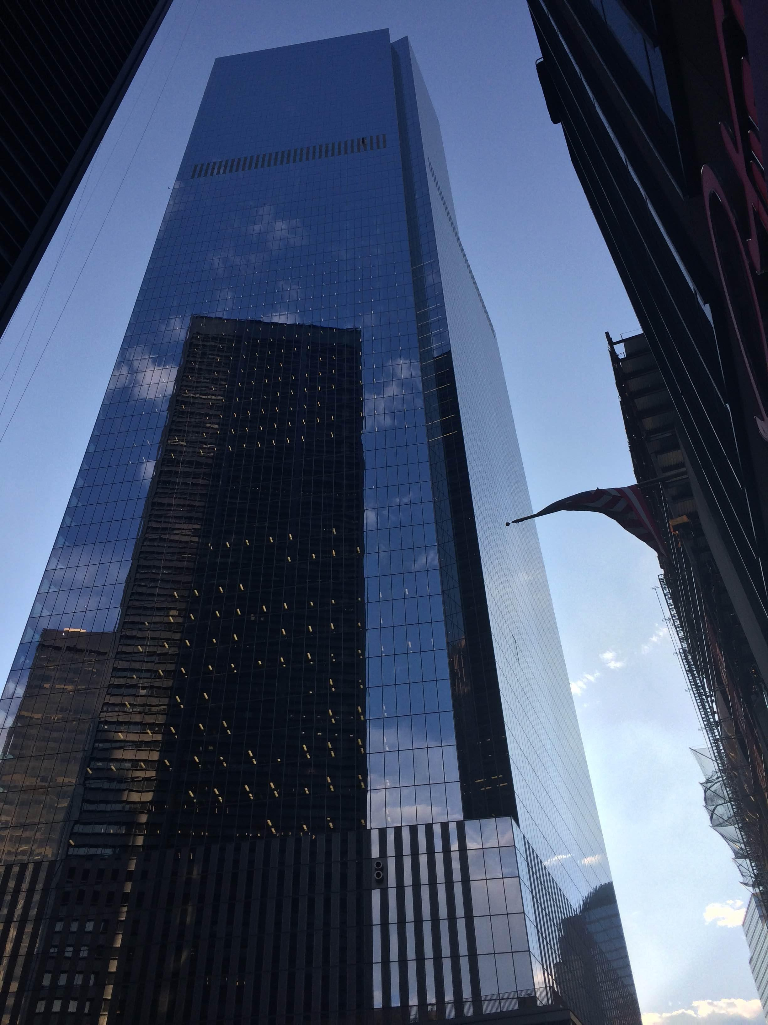 Azul en World Trade Center Site