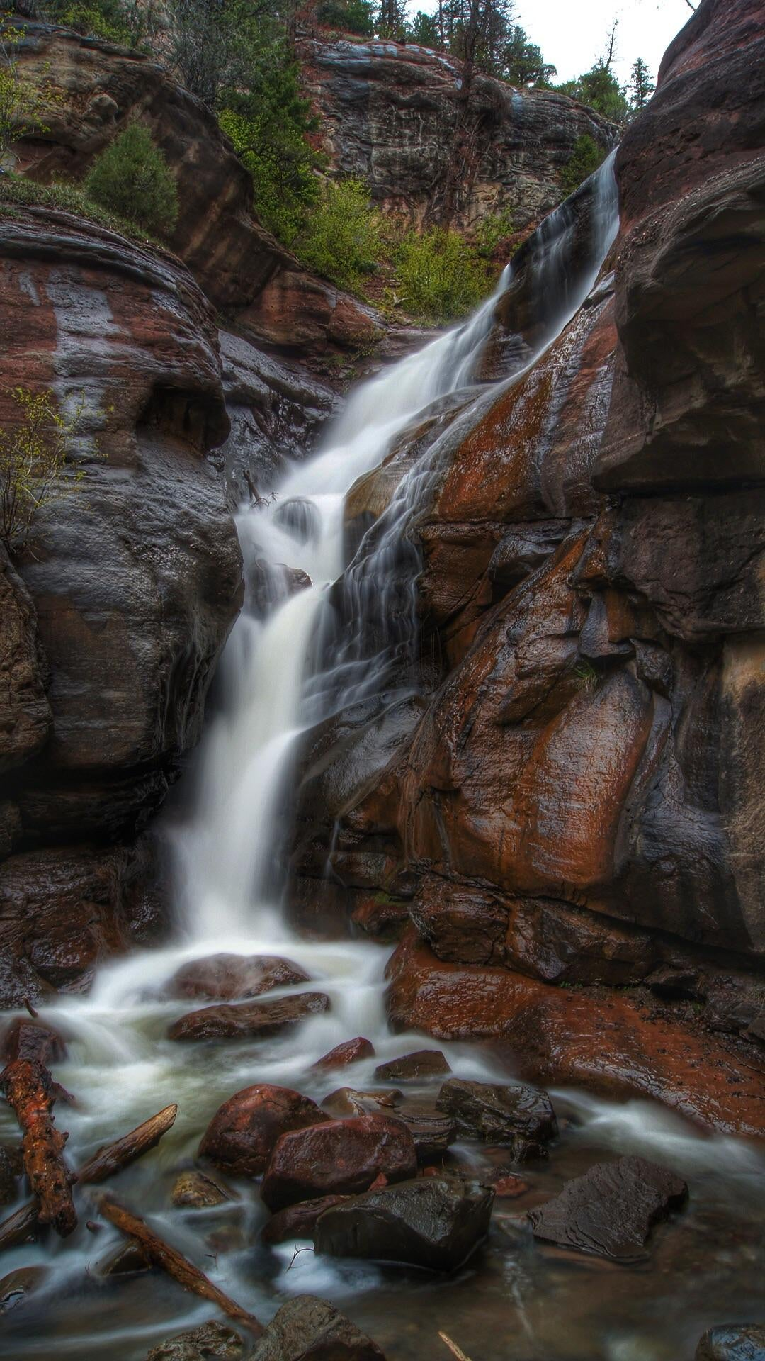 Hays Creek Falls; Redstone, CO