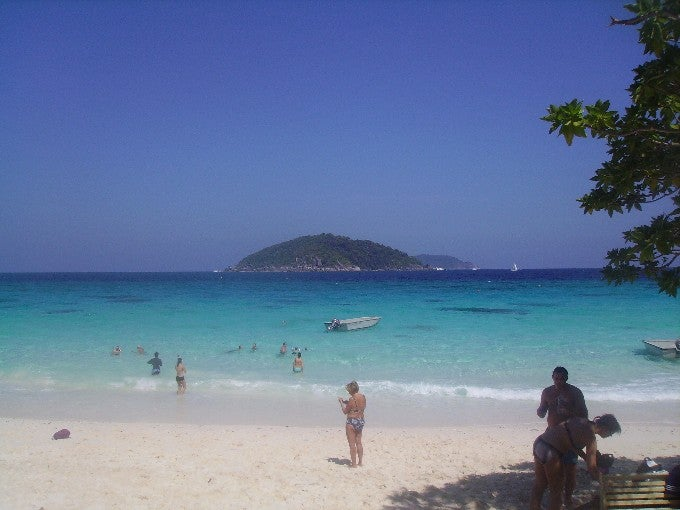 Resort en Islas Similan
