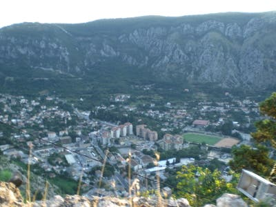 View from San Giovanni Castle