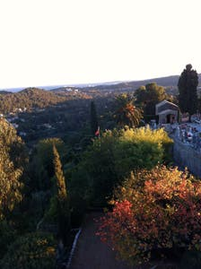 Les remparts de Saint Paul de Vence