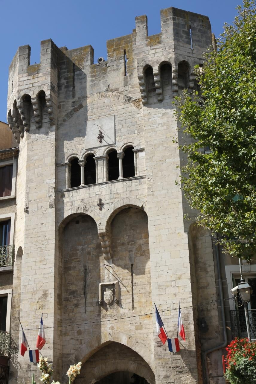 Murallas de Manosque