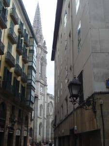 The Streets of Bilbao