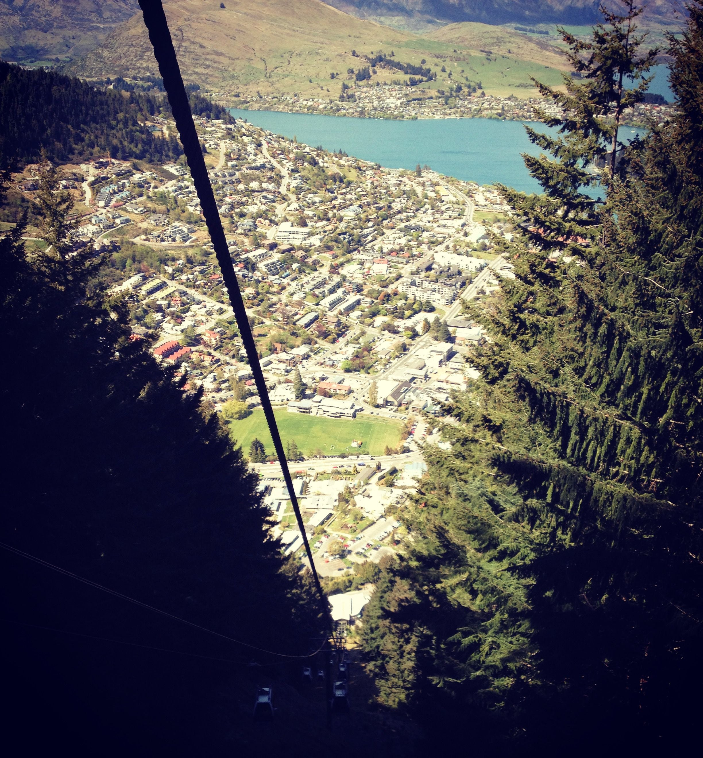Orilla en Skyline Queenstown