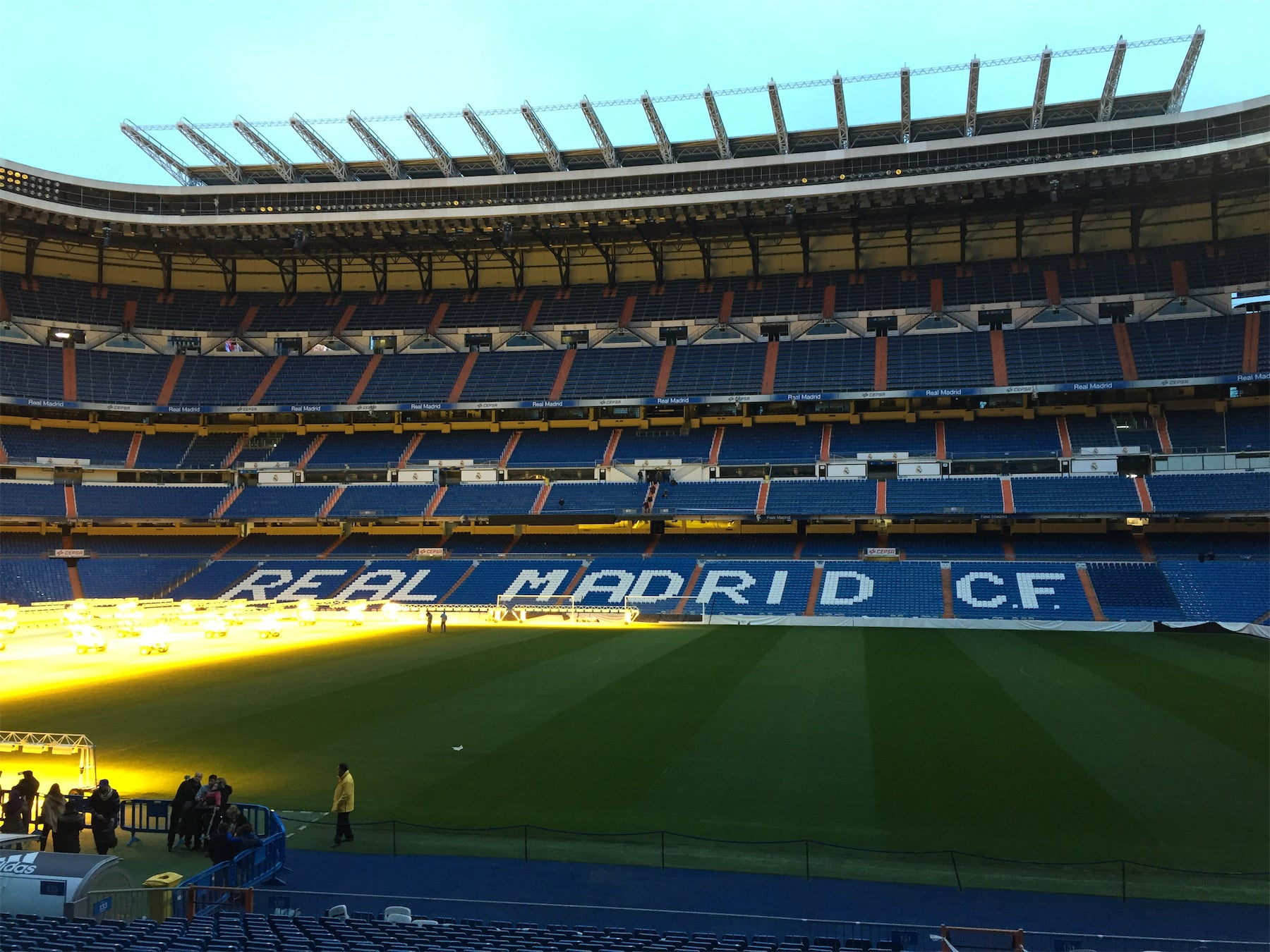 Museo Del Real Madrid
