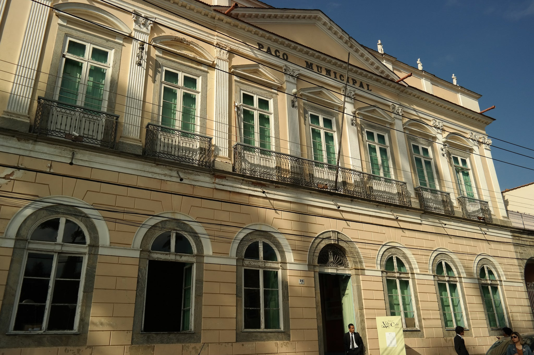Paço Municipal de Vassouras (Palacete do Barão do Ribeirão e do Visconde de Cananéia)