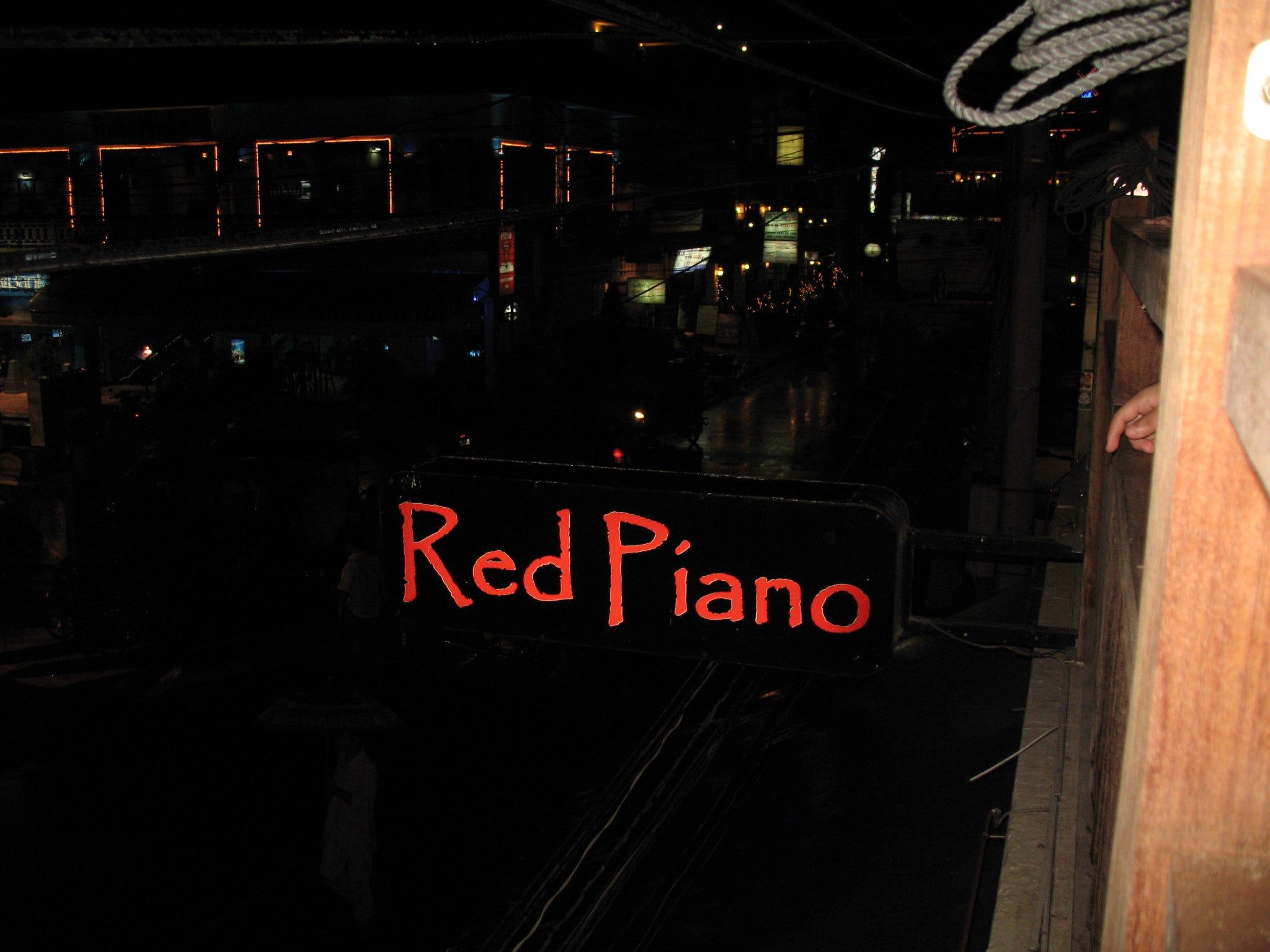 Transporte en Red Piano Restaurant