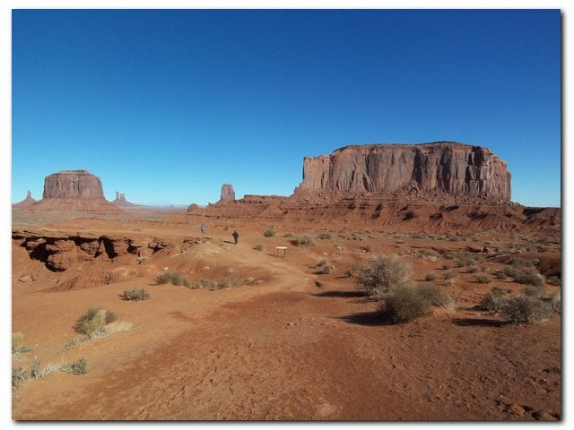 Totem pole (Monument Valley)