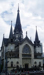 Cathedral of Manizales