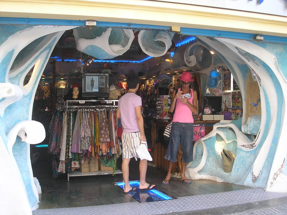 funky fish store