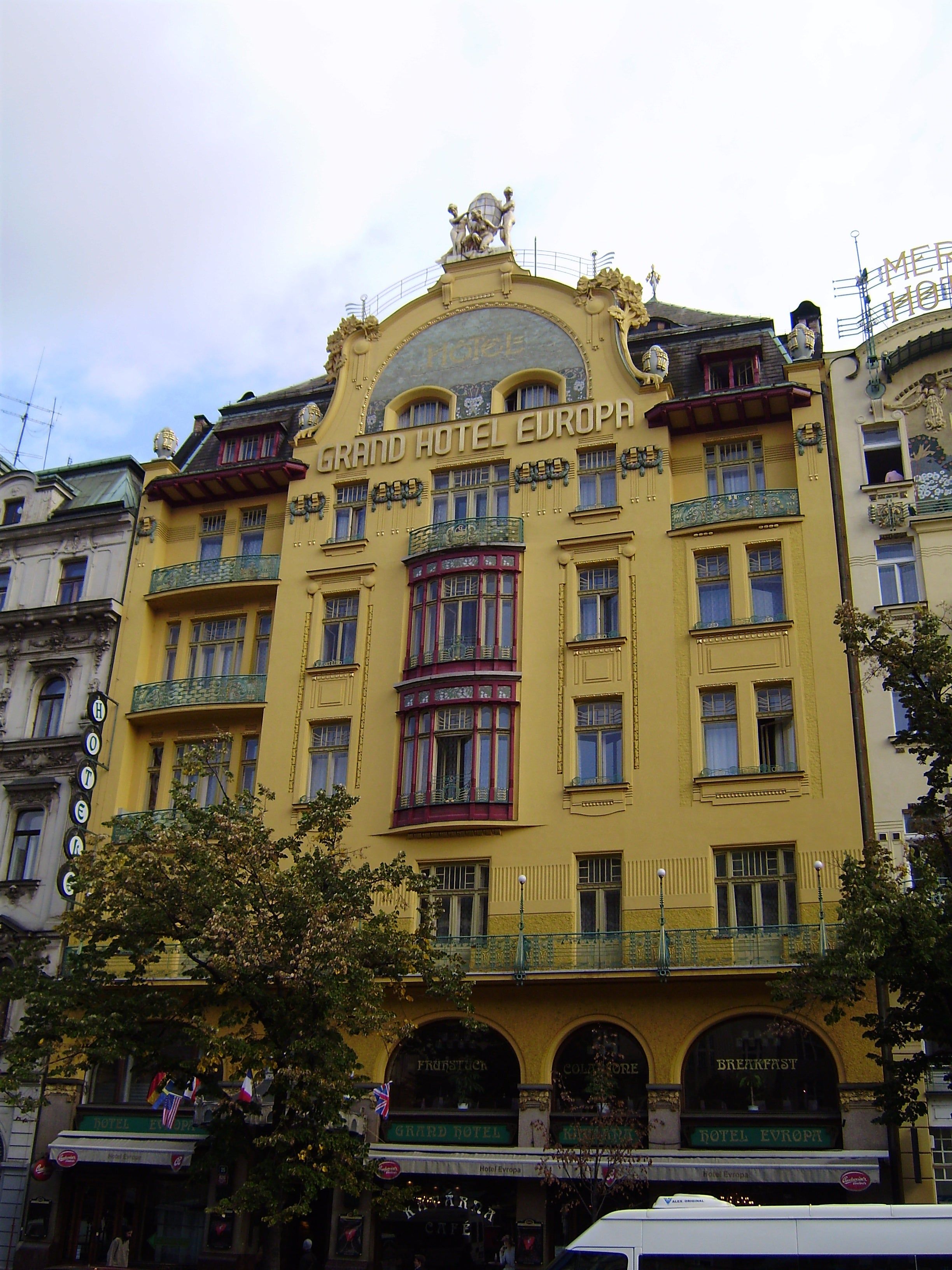 Grand Hotel Europa In Prague 2 Reviews And6 Photos And Deals Minube Net
