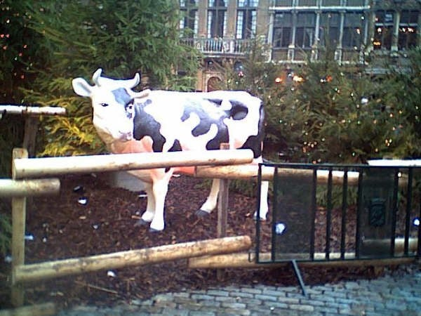 Cow Parade of Luxembourg