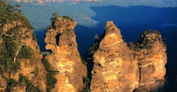 The Three Sisters - Montañas Azules