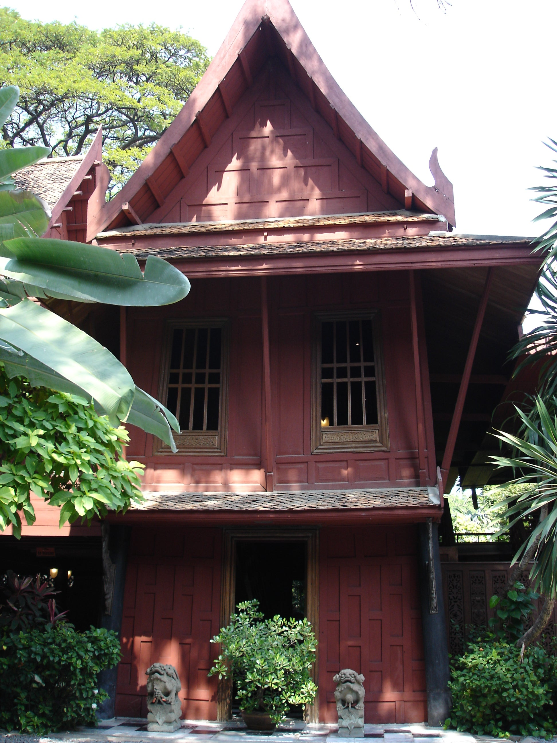 Casa Rural en Casa de Jim Thompson