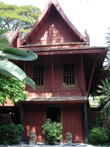 Casa de Jim Thompson